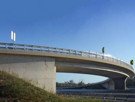 S33 Kremser Schnellstraße Brückenobjekt