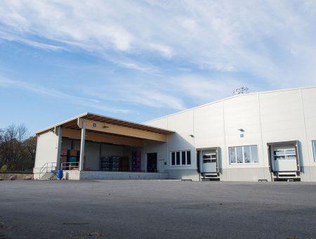 Neubau der Produktions-, Versand- und Kernmachereihalle Georg Fischer AG Herzogenburg