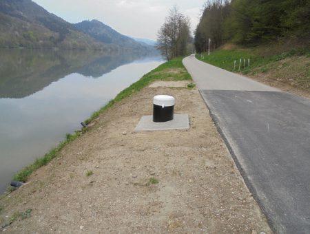 Donauländen Loiben und Langgries – Sanierung