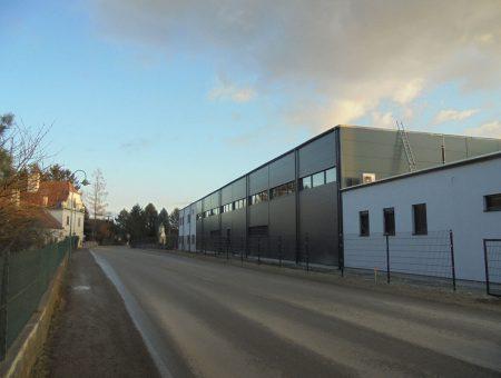 Gutscher Mühle Traismauer – Neu- und Ausbau Lager- und Logistikflächen