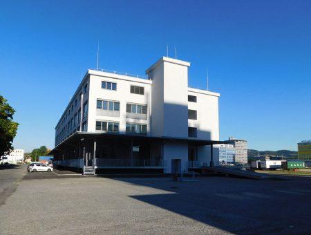 Neubau Lagerhaus Linz