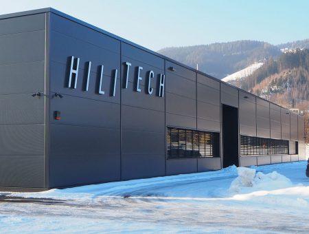 Hilitech Kindberg – Neubau Produktionsgebäude