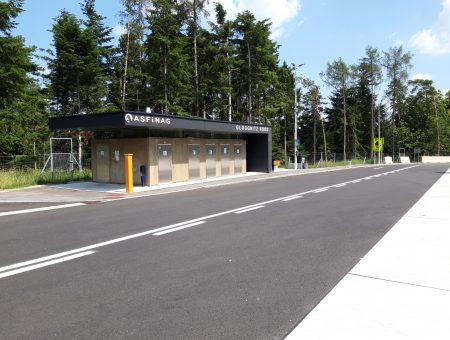 S6 Semmering Schnellstraße – Rastanlagen Gloggnitz