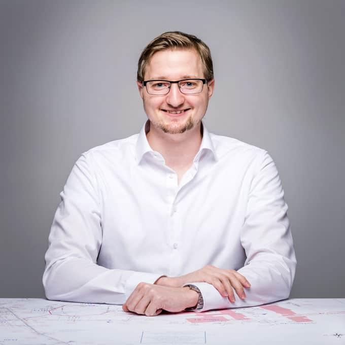 Dipl.-Ing. Benedikt Gruber