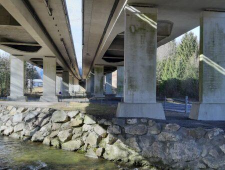 A1 – Wangauer Ache bis Rottgrabenbrücke