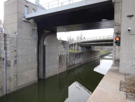 Schleuse Nußdorf – 10-jährliche Überprüfung
